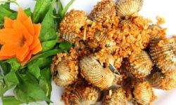 """Cách làm sò huyết rang muối – món ngon hải sản khó thể """"chối từ"""" 2"""