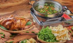 Cách nấu gà tiềm ớt hiểm thơm ngon lạ miệng 7
