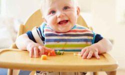 Top 5 ghế ăn dặm tốt nhất dành cho các bé mà mẹ bỉm có thể tham khảo 77