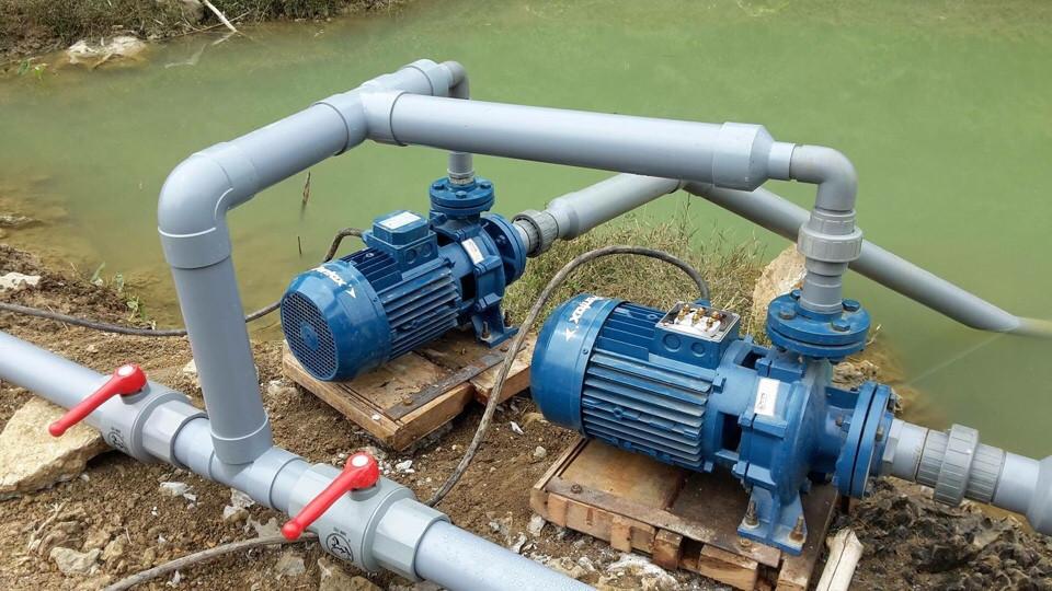 Kinh nghiệm mua máy bơm nước
