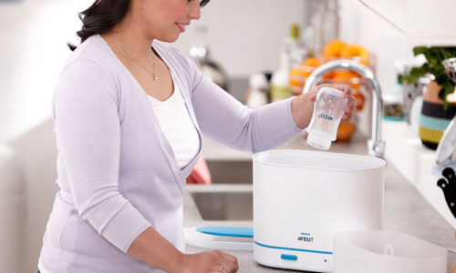 Top 5 máy tiệt trùng bình sữa tốt nhất cho bé để bố mẹ bỉm sữa tham khảo 3
