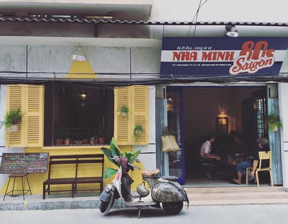 Saigon80s - hội quán dành cho những ai yêu sài gòn