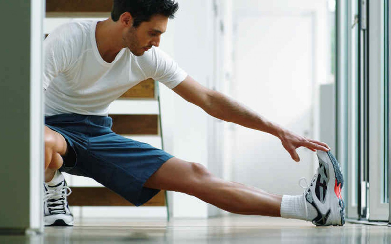 Tập thể dục là cách tăng cân cho người gầy