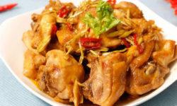 Cách làm gà kho sả ớt ngon chuẩn vị ăn hoài không ngán 1