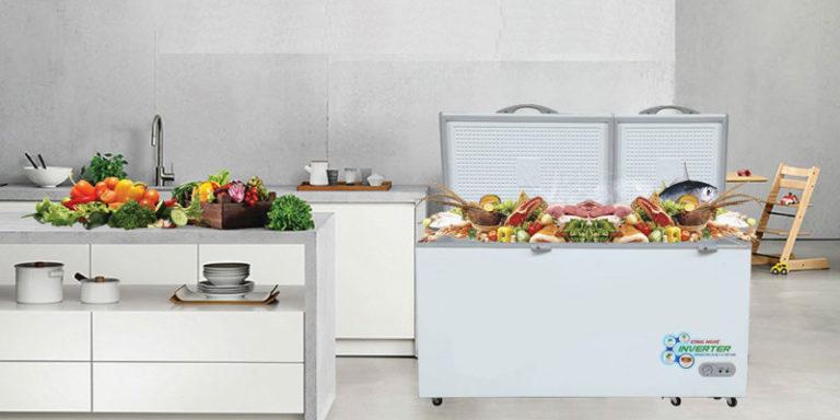 Top 5 mẫu tủ đông loại nào tốt dành cho hộ gia đình và hộ kinh doanh nhỏ 1