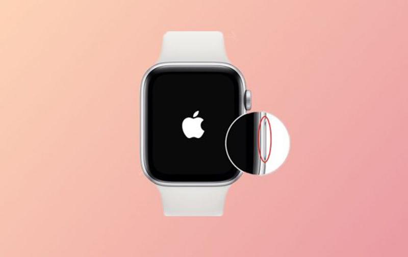 Khởi động Apple Watch
