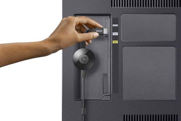 Kết nối ChromeCast với tivi