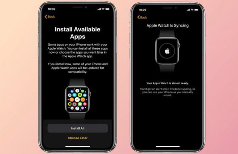 Hoàn thành hướng dẫn trên iPhone và Apple Watch