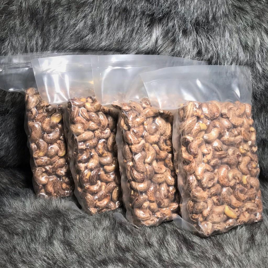 Bảo quản các loại hạt trong túi nilon kín