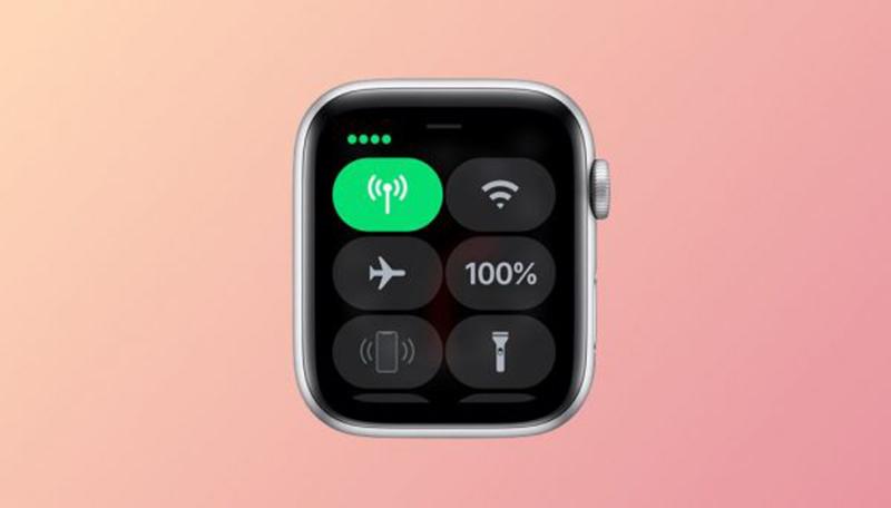 Tín hiệu màu trắng khi kết nối qua Bluetooth hoặc Wi-Fi