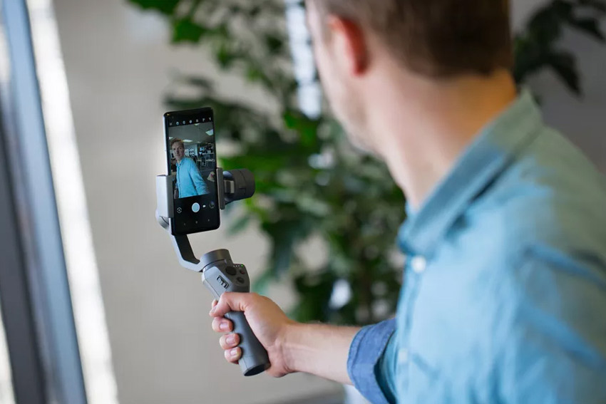 Hướng dẫn sử dụng sản phẩm Gimbal điện thoại chuẩn nhất