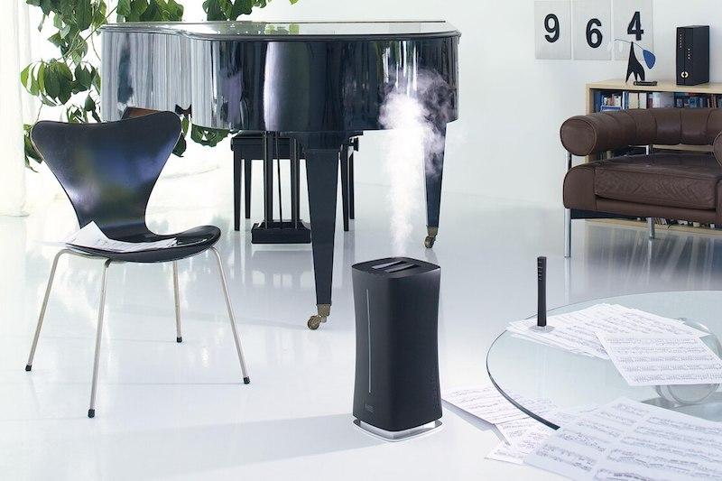 Cách sử dụng máy tạo ẩm
