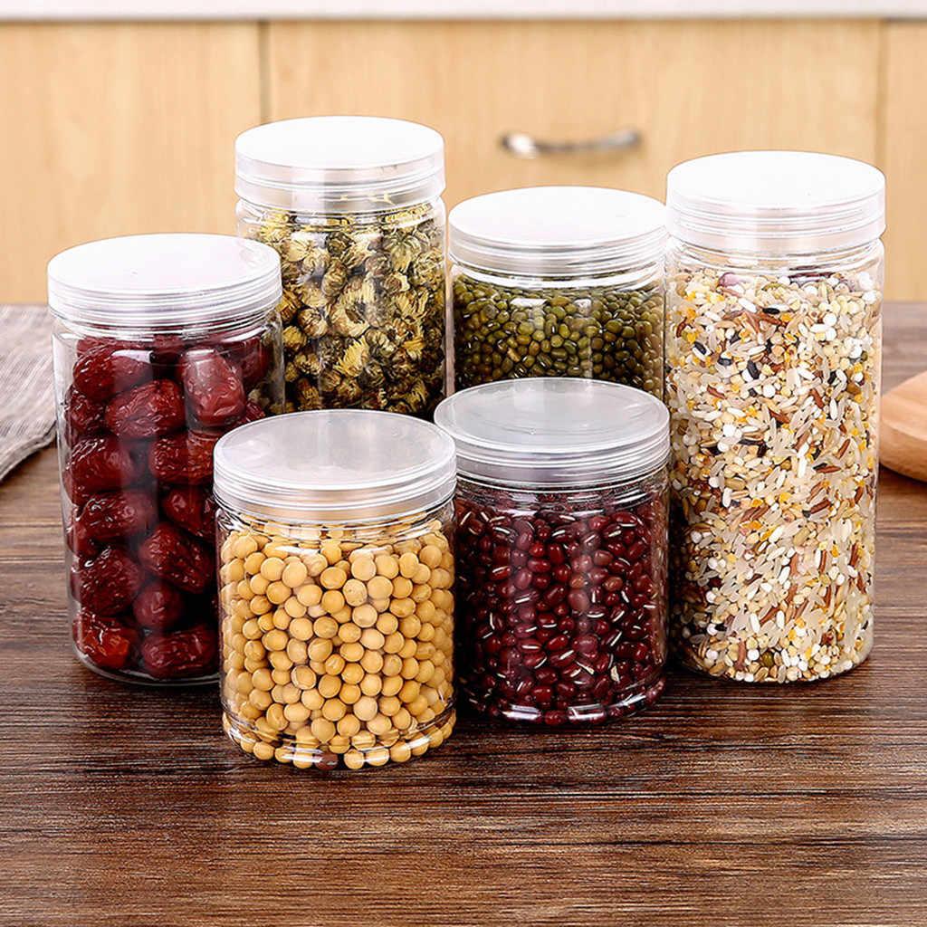 Bảo quản các loại hạt trong hộp kín