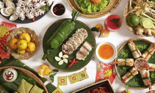 Các món ăn ngày Tết cổ truyền của người Việt Nam