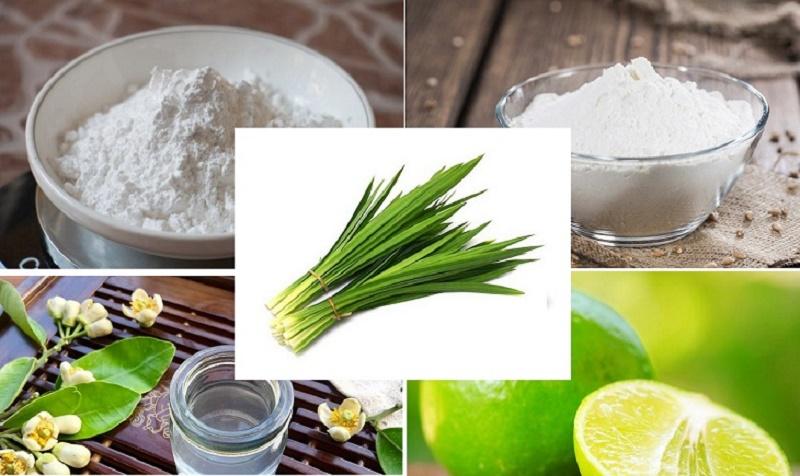 Nguyên liệu không thể thiếu của món bánh in nhân đậu xanh