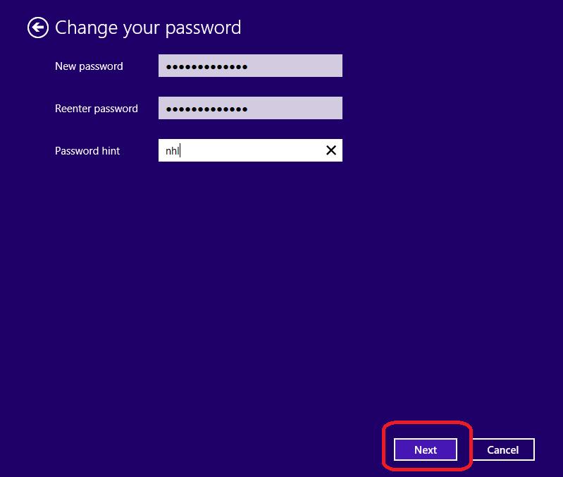 Cách cài mật khẩu máy tính chạy Windows 7, 8, 8.1, 10 3