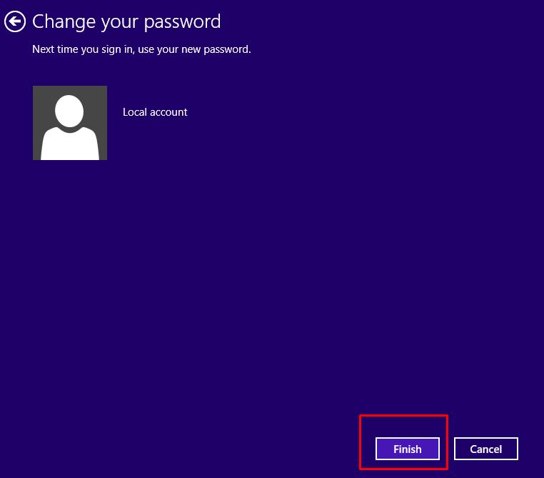 Cách cài mật khẩu máy tính chạy Windows 7, 8, 8.1, 10 4