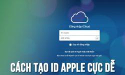 Cách tạo Apple ID miễn phí không cần thẻ Visa 1