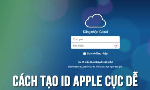 Cách tạo Apple ID miễn phí không cần thẻ Visa 11
