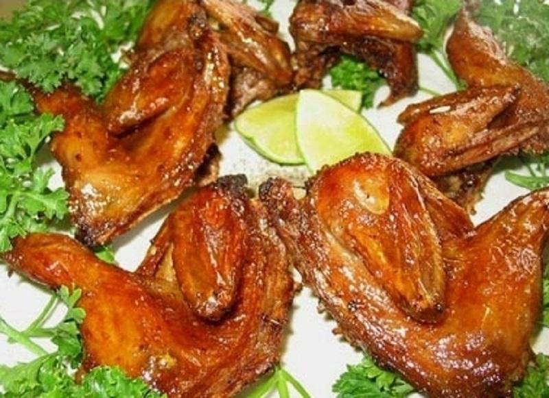 Bồ câu rôti là món ăn bổ dưỡng tốt cho mọi thành viên trong gia đình