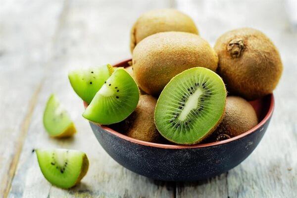 Trái kiwi làm mứt phải không được chín quá