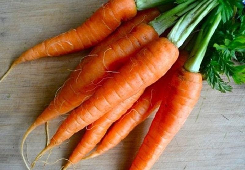 Chọn cà rốt chất lượng để làm mứt ngon