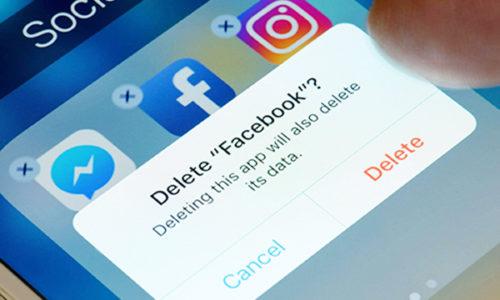 Gỡ ứng dụng Facebook ra khỏi thiết bị di động của bạn
