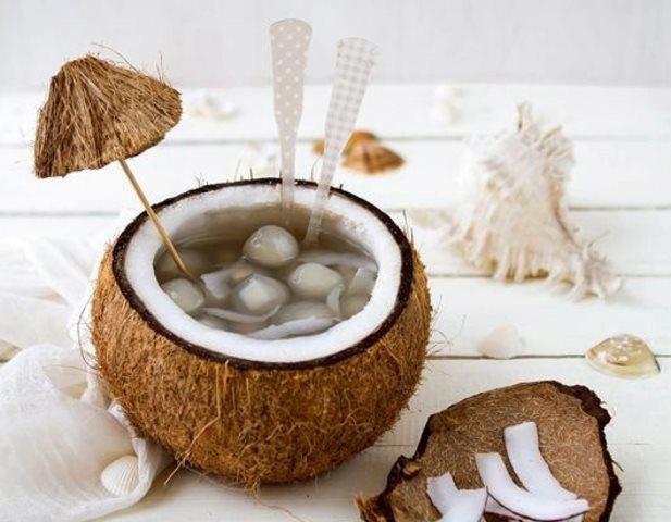 Cách nấu chè bột lọc nước cốt dừa