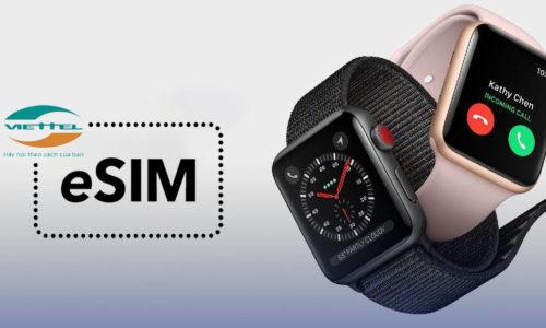 Hướng dẫn cách kích hoạt eSIM trên Apple Watch