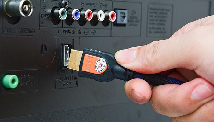 Tại sao nên sử dụng cáp HDMI?