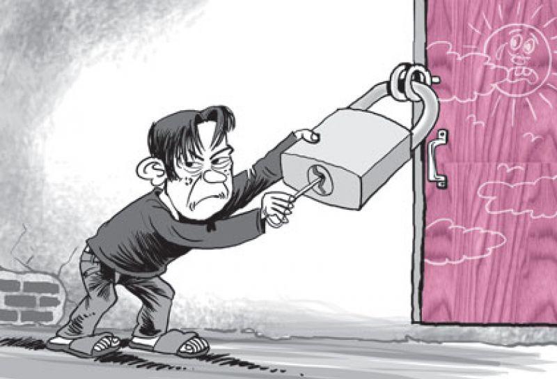 Kinh nghiệm chọn mua ổ khóa chống trộm