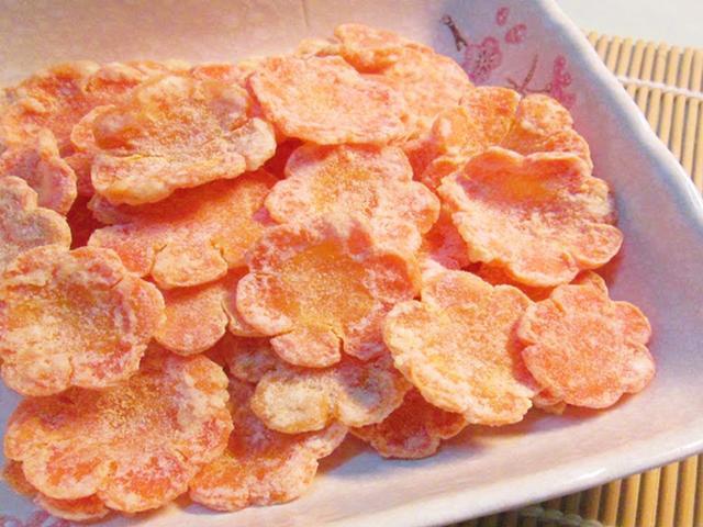 Cách làm mứt cà rốt không dùng nước vôi