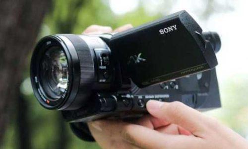Top 5 máy quay phim cầm tay cho bạn những video tốt nhất hiện nay