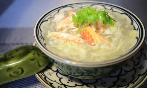 Cách nấu súp cua siêu ngon cho các bà nội trợ