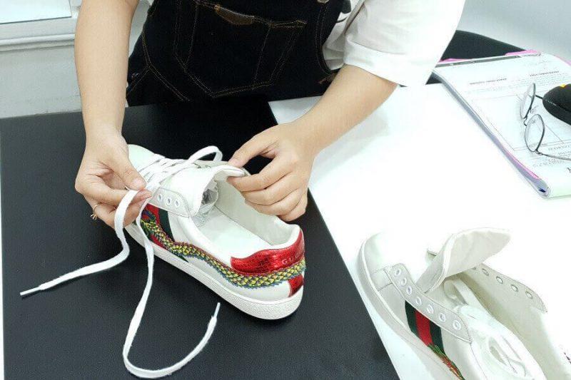 Một số lưu ý khi sử dụng giày Sneaker nữ