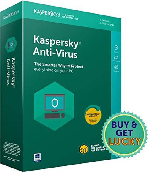 Phần mềm Kaspersky Anti-Virus