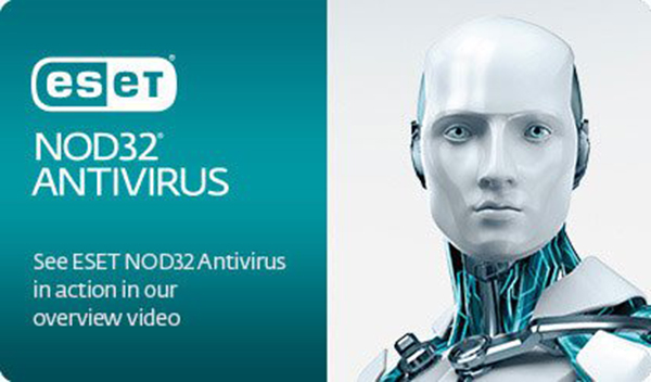 Phần mềm ESET NOD32 Antivirus