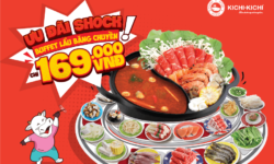 [Review] Kichi kichi – Nơi lý tưởng để thưởng thức tiệc buffet ngon, độc đáo và mới lạ 14