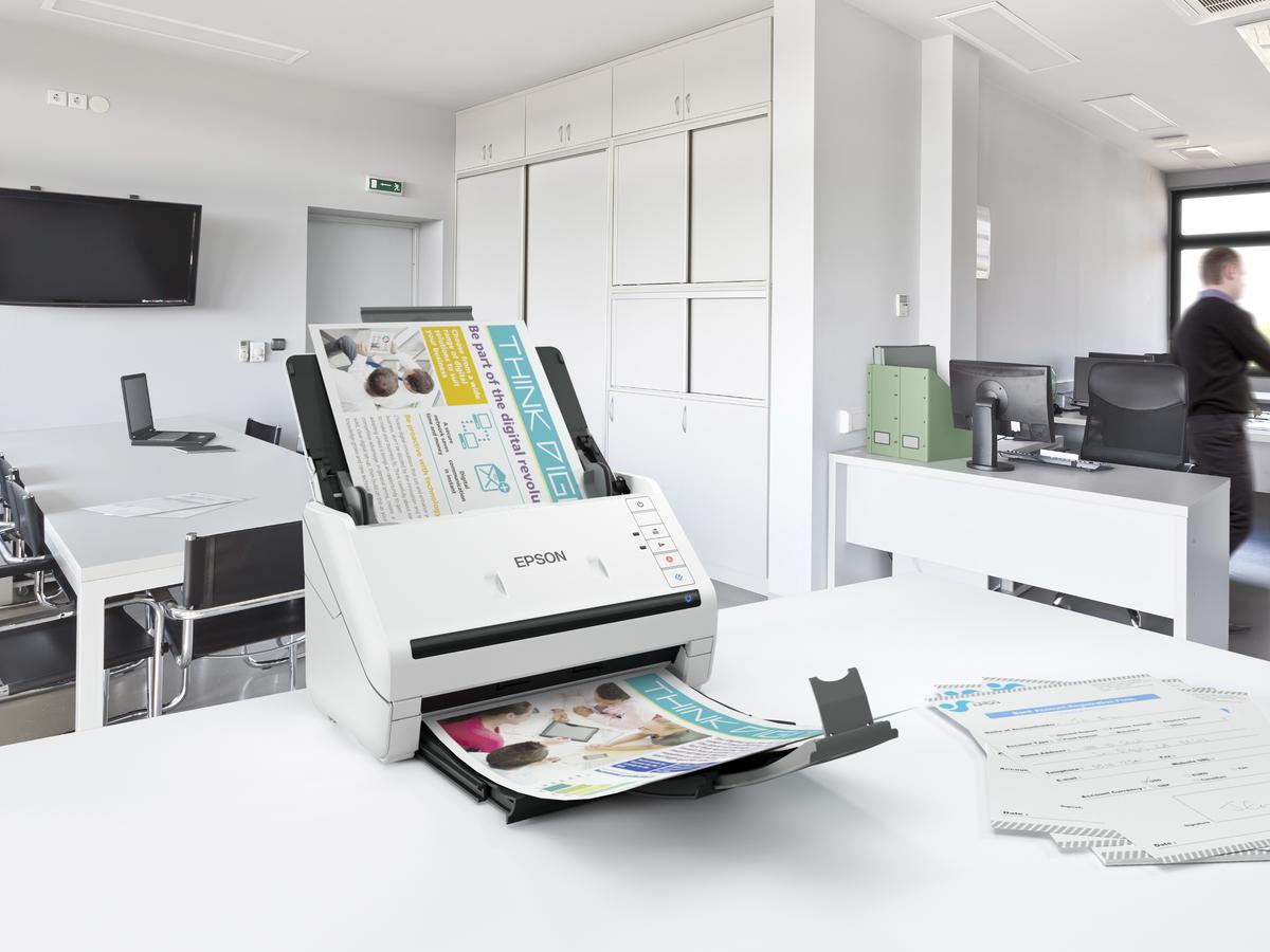 Tại sao nên sử dụng máy scan