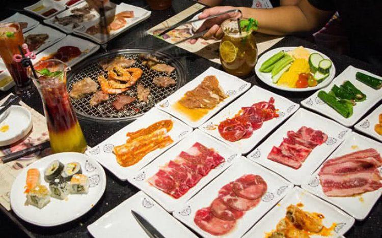 Vua nướng Hàn Quốc King BBQ hấp dẫn với khuyến mãi khủng