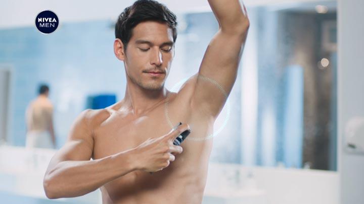 Hướng dẫn sử dụng xịt khử mùi nam đúng cách