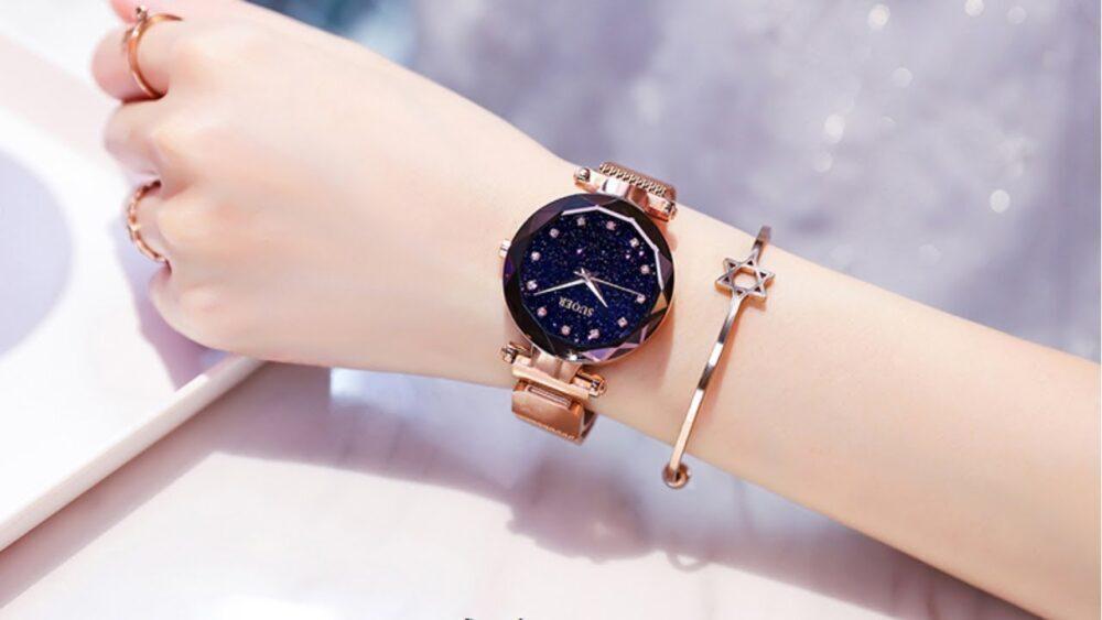Vì sao nên sử dụng đồng hồ nữ