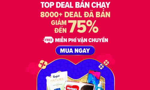Hot Deal, Flash Sale - Vouncher 400k cho đơn hàng từ 5 triệu 9