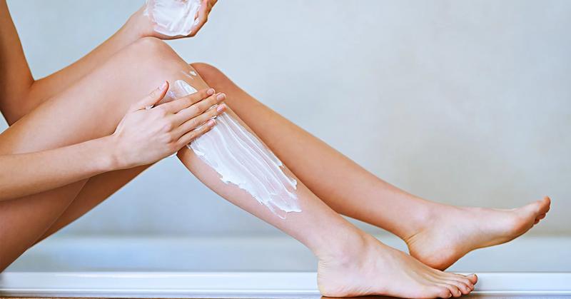 Lợi ích khi sử dụng kem tẩy lông