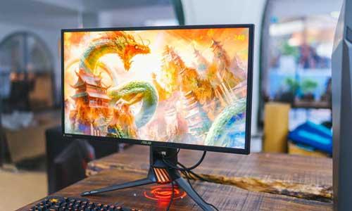 Top 5 màn hình máy tính chơi game được ưa chuộng nhiều nhất