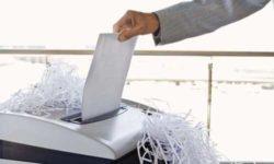 Top 5 máy hủy tài liệu tốt nhất bạn nên sắm ngay cho mình 74