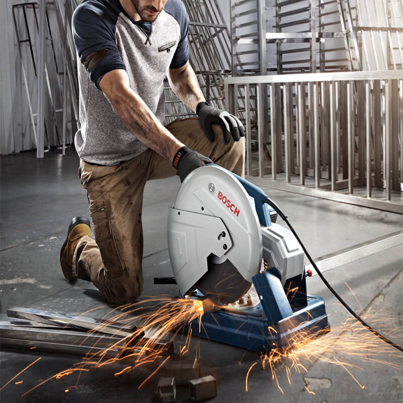 Bật mí kinh nghiệm chọn mua máy cắt sắt chuẩn nhất