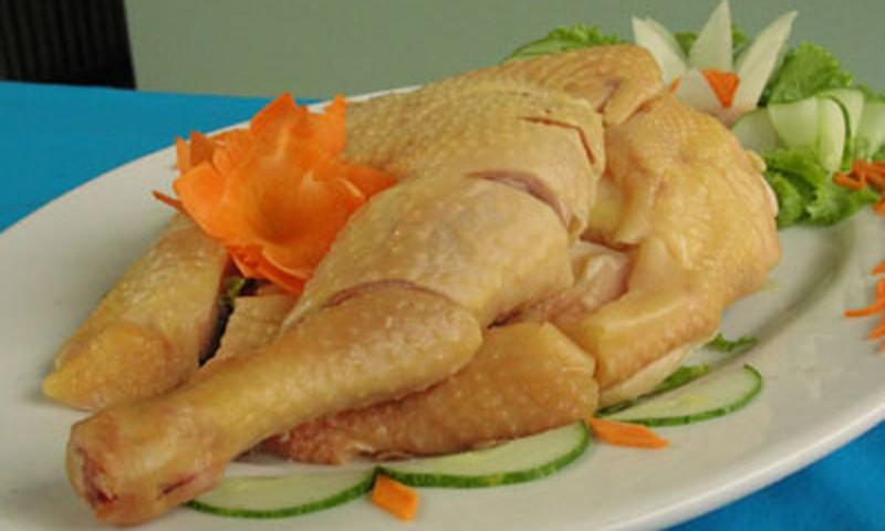 Món gà luộc