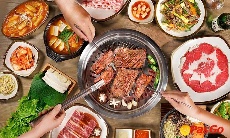 Thực đơn của nhà hàng vô cùng đa dạng và chất lượng