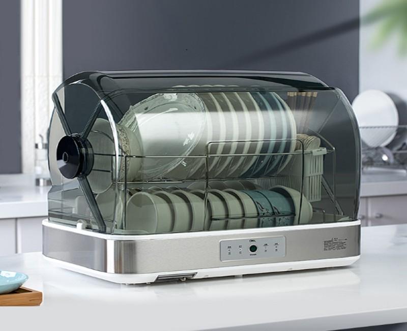 Vì sao nên sử dụng máy sấy chén?